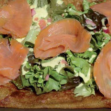 Norvegese Galettes Crepes OUI