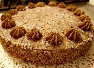 Torta Crepes Oui